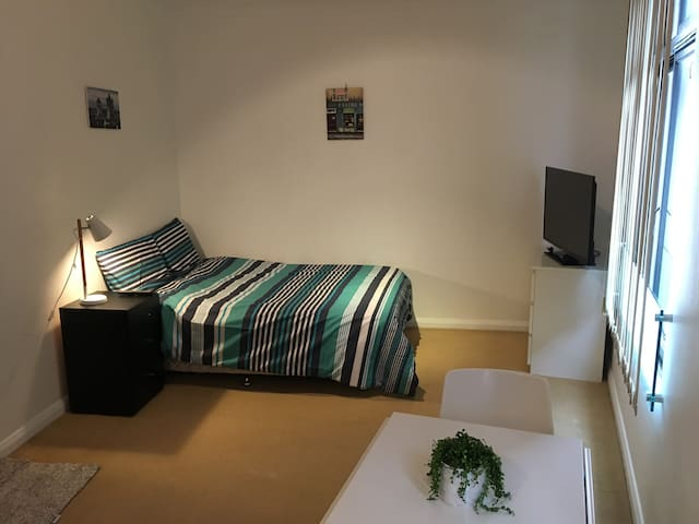 Cozy Studio Apartment by Central station!!! - 치펀데일 - Apartemen