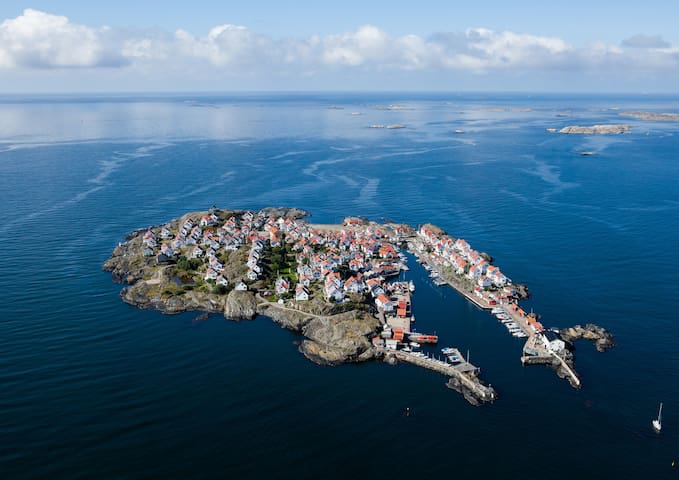 Island living in archipelago - Åstol - Daire