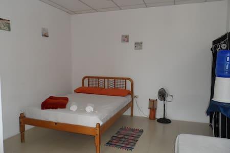 Standard Double Room - Puerto Villamil