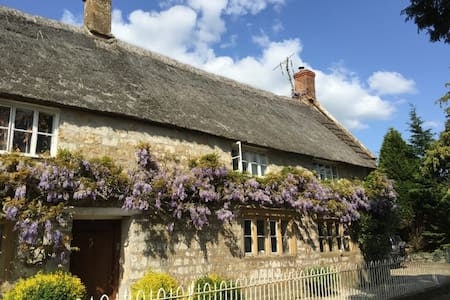 Charming thatched Somerset cottage - Ilminster