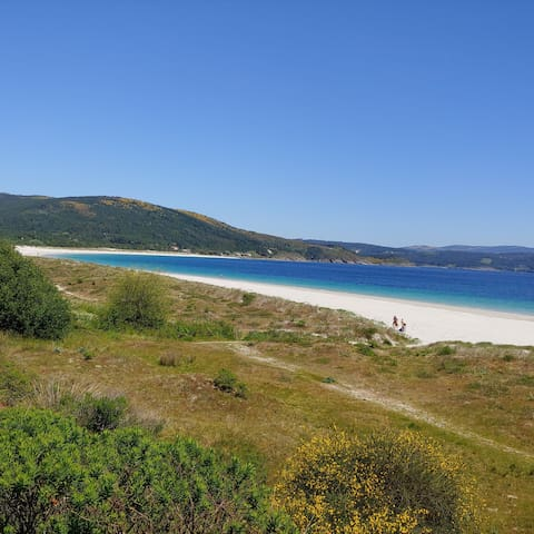 Un sitio de ensueño playas virgenes a 100 metros