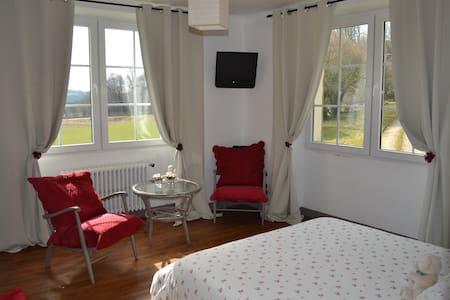 Chambre familiale pour 4 personnes - Ploërdut