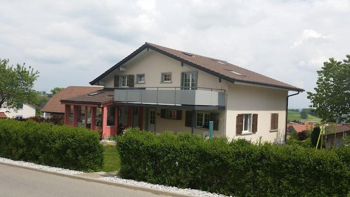 Maison familiale durant nos vacances
