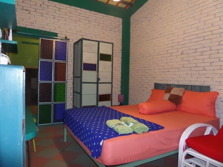Rumah Warna Guesthouse Yogya