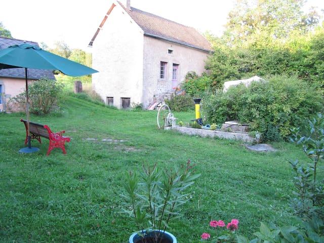 chambre a louer au coeur de la Bourgogne Morvan - Alligny-en-Morvan - Guesthouse
