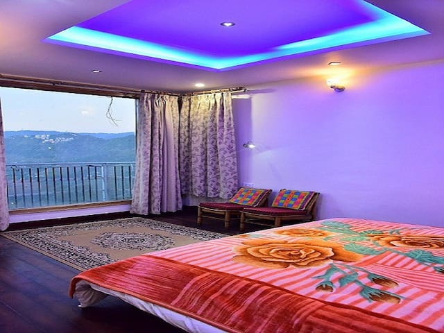 Valley View| Serene| 3BHK - Shimla - Apartment