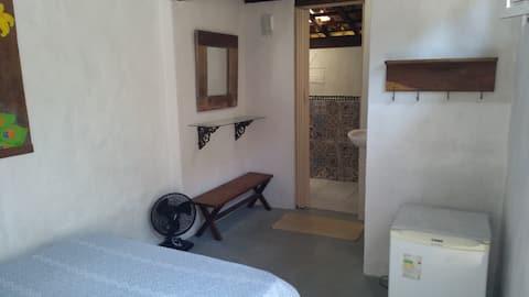 Suite próxima ao centro de Ubatuba