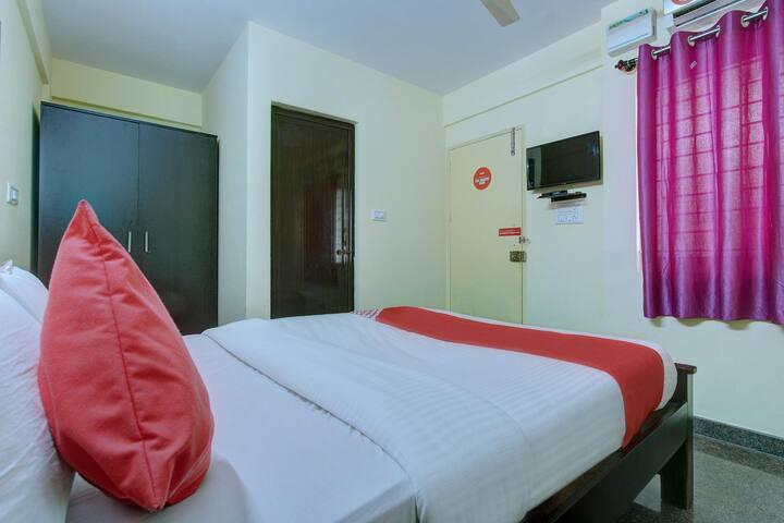 Ravishing 1 BR Stay In Yeshwantupur Bangalore