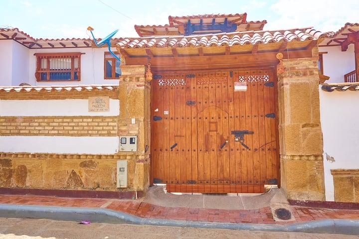 Charming Apartment in Villa de Leyva