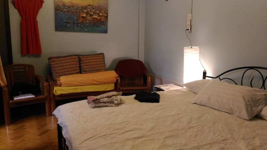 Cozy Apartment in Yangon Downtown CBD