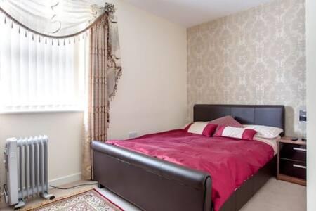 Double cosy room - Edinburgh