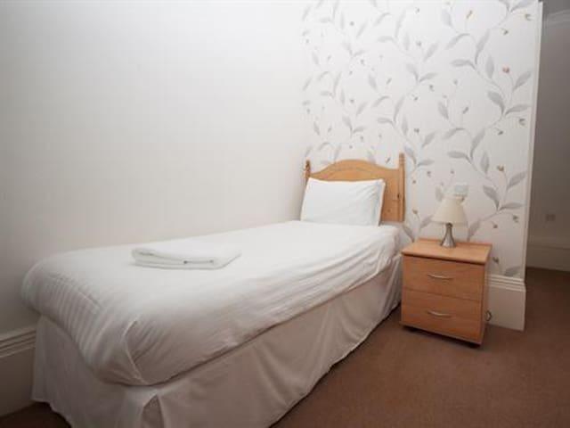 Single Room - The Fox Inn