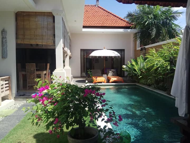 Spacious 3 Bedroom Villa on Beachside Sanur