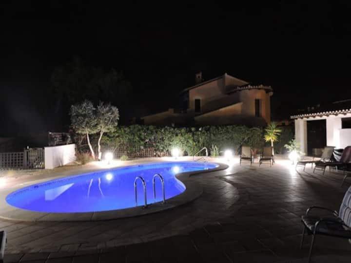 HL001 Super luxurious villa,HDA golf resort