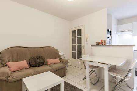 Beau T2 dans résidence calme - Tolosa - Pis