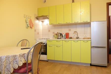 New cosy flat / Новая уютная квартира - Kommunarka - Apartment