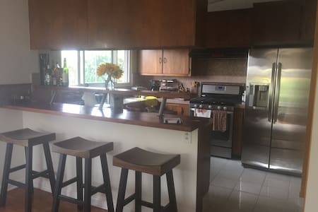 Spacious, Private & Peaceful Room in Play Del Rey - Los Angeles - Appartement