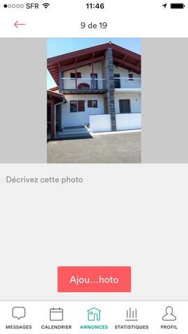 Appartement  centre thermale 6a8 p - Cambo-les-Bains - Appartement