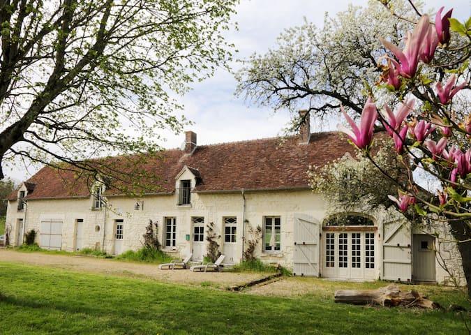 La ferme des Mardelles, Loire Valley - Villentrois - Casa