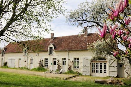La ferme des Mardelles, Loire Valley