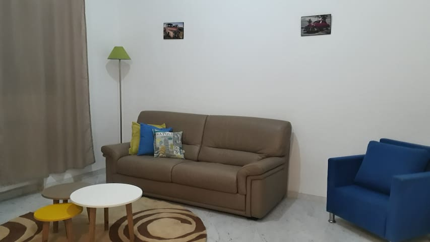 Furnished studio close to all amenities.