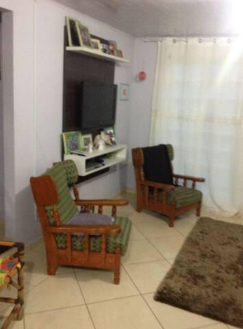 Casa do Quinho em Pinheiro Preto - SC