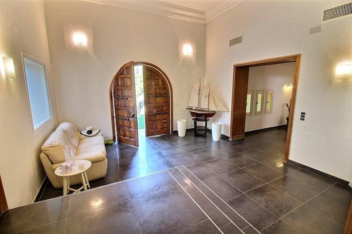 Villa spacieuse  à Perpignan (proche Canet plage)