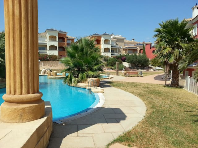 Luxery appartment near Murcia centre and beaches