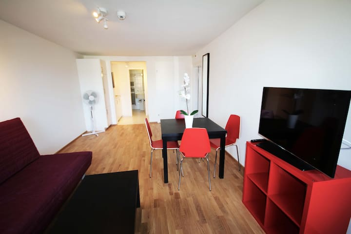 Chapel bridge Apartment - Saturn lI - Lucerne - Apartamento