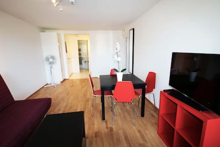 Chapel bridge Apartment - Saturn lI - Lucern - Byt