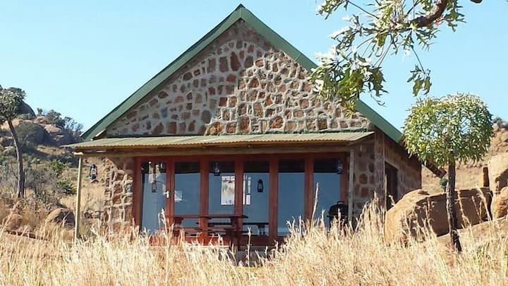 Sedgehog Cottage at Woolly Bugger Farm