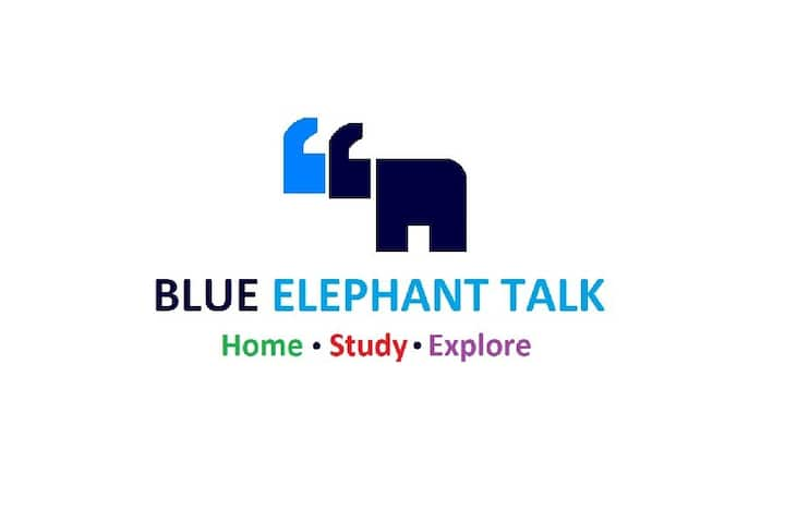Blue Elephant Talk - Homestay - Twin Room