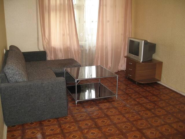 Квартира в центре Екатеринбурга