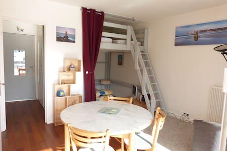 Concarneau : Studio à 50 m de la mer