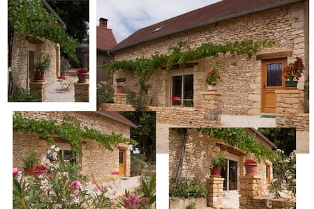 Gite Le Pressoir du Reyssot - Saint-Amand-de-Coly - 단독주택