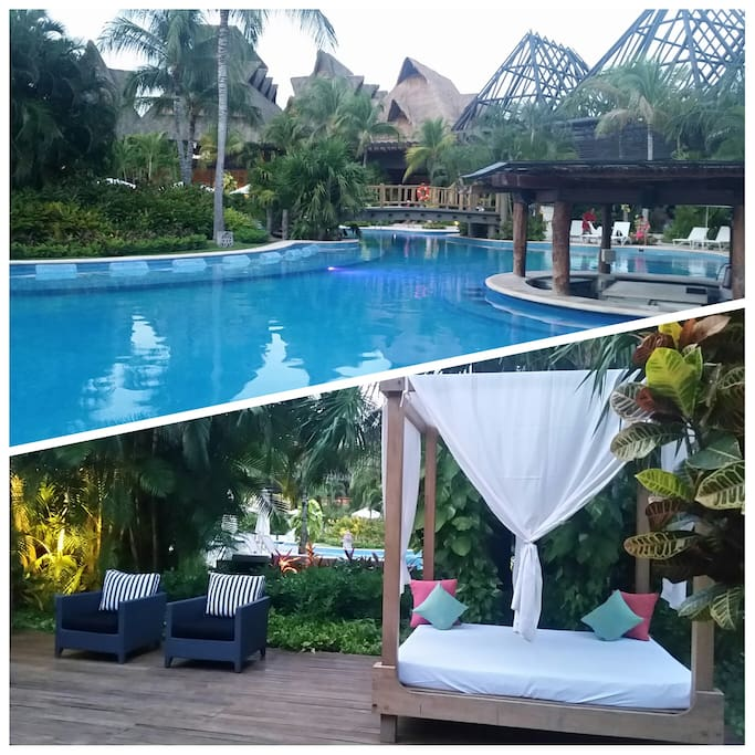 1 of the 4+ pool areas