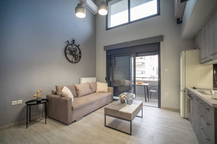 Salina Premium Residences-Stylish Quiet Loft-NEW!