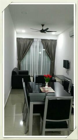 Apartment - Skudai - Lägenhet
