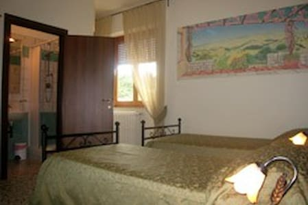 B&B nel parco archeologico - Piane di Falerone - Bed & Breakfast