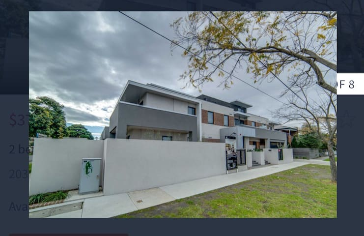 Beautiful Modern Apartment - West Footscray - Huoneisto