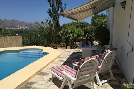 Spacious and clean - Quiet mountain views in Orba