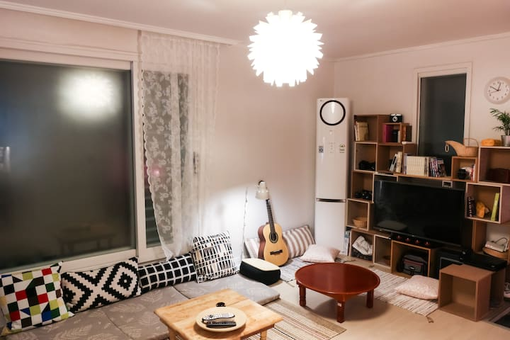 [SALE] Cuty Room in JASY home near Yeonnampark