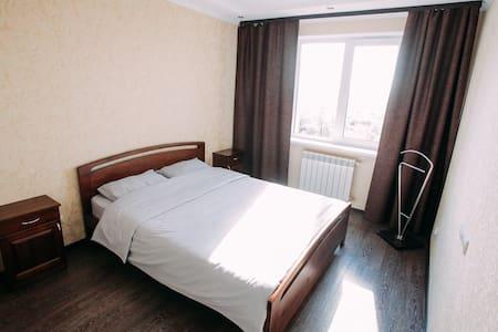 """2-комнатная квартира """"Просторная"""" - Чебоксары - Apartmen"""
