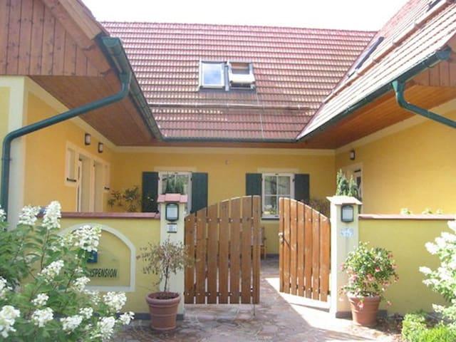 Die grüne Oase in Feldkirchen bei Graz