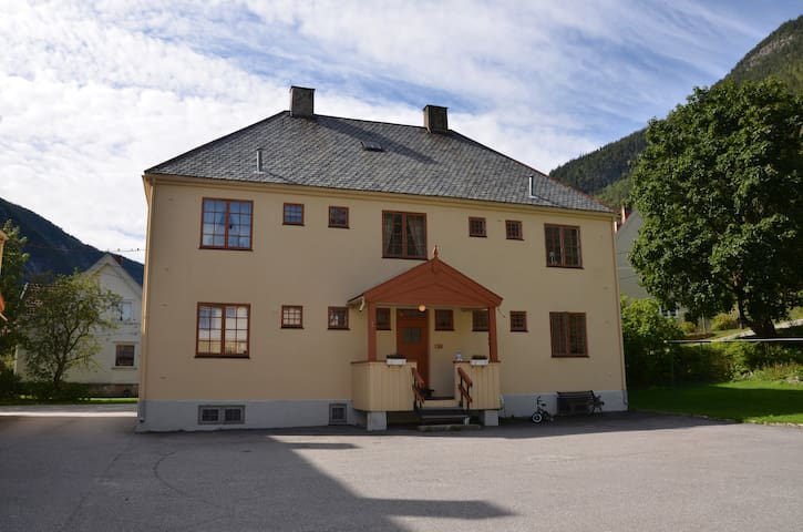 Cosy appartment - centrally located - Rjukan - Lägenhet