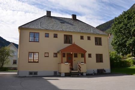 Cosy appartment - centrally located - Rjukan - Wohnung