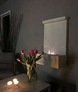 near the city, private terrace, close to transport - Sundbyberg - Wohnung