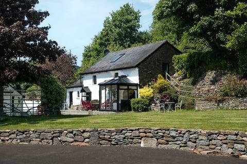 Casa de campo rural com 2 camas no ensolarado S.East da Irlanda