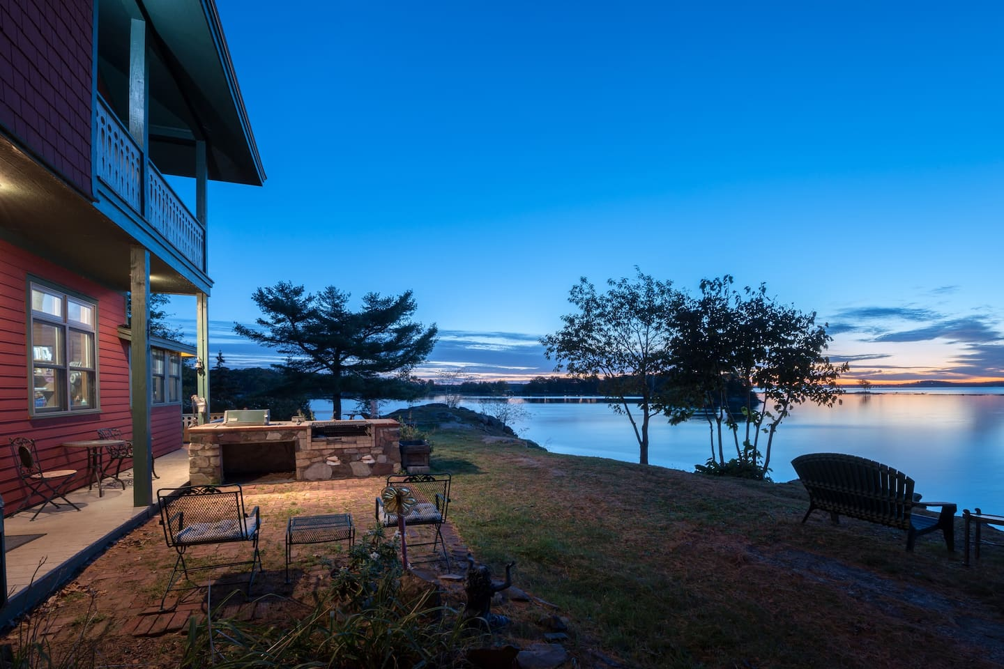 Whiskey Island - Islands for Rent in Clayton, New York, United States