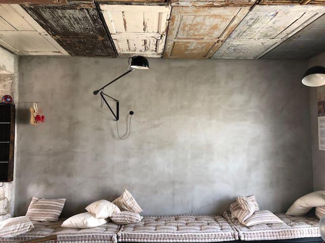 Loft sul porto di Fano